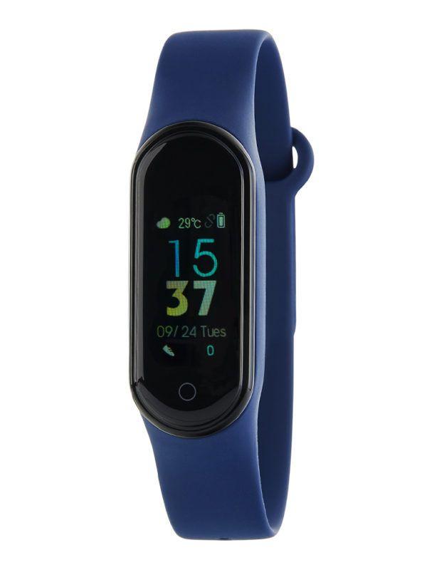 Reloj pulsera actividad de Marea. Azul marino