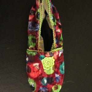 Zapatillas de viaje adaptables. Mister labrosse pink