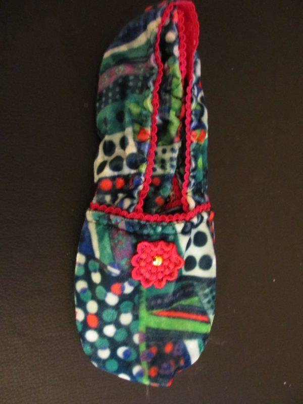 Zapatillas de viaje adaptables. Pop line pink