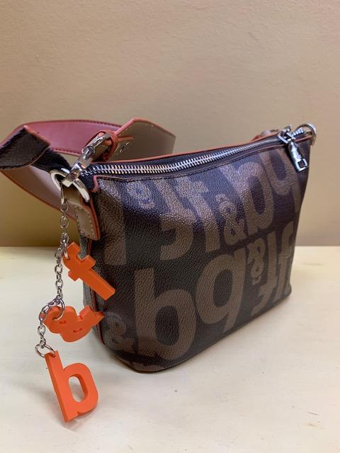 Mini bolso Fun&Basic con letras