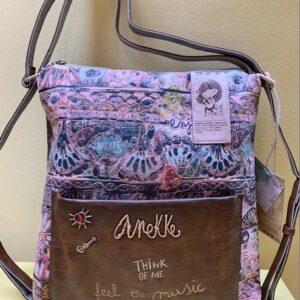 Bolso y mochila Anekke multicolor colección music